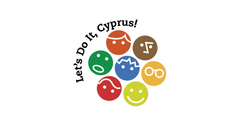 9let s do it cyprus logo